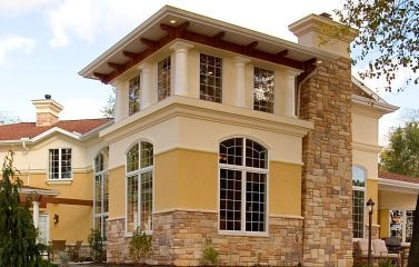Eifs stucco hardcoat stucco synthetic stucco - Types of exterior finishes for homes ...